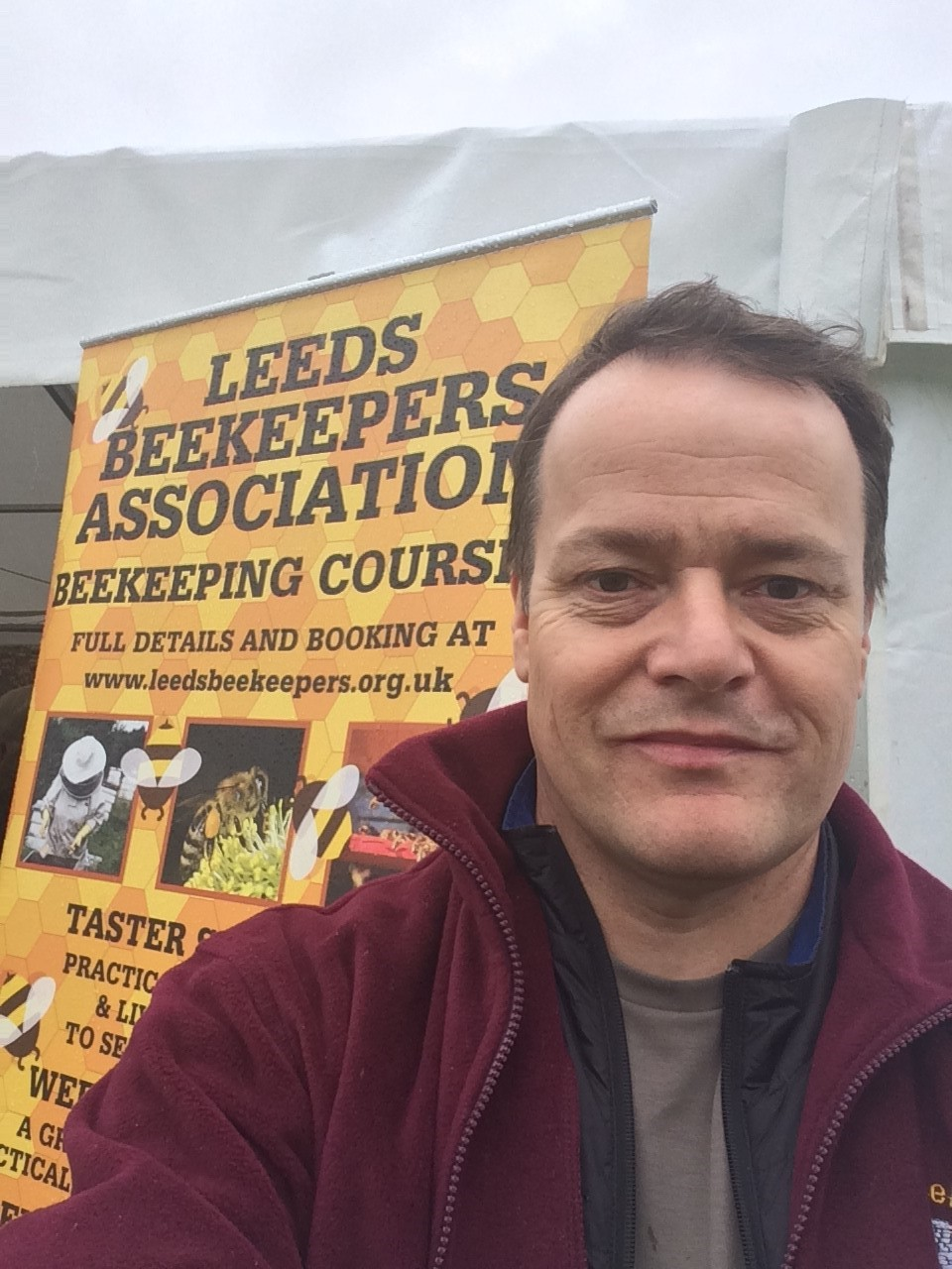 Dave Cook at Countryside Live