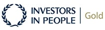 Investors in People Gold accreditation logo